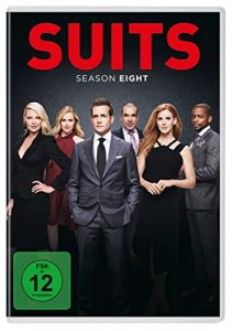 Suits – Season 8 [4 DVDs]