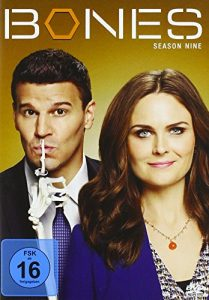 Bones – Season Nine [6 DVDs]