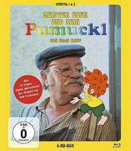 Pumuckl – Meister Eder und sein Pumuckl – Staffel 1+2 [Blu-ray]