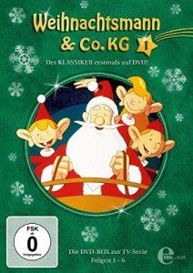 Weihnachtsmann & Co.KG – DVD-Box 1 (Folgen 1-6) [2 DVDs]
