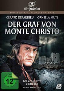 Der Graf von Monte Christo (1-4) – Der komplette Vierteiler (Fernsehjuwelen) [2 DVDs]