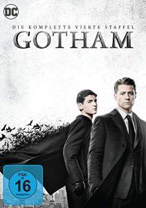 Gotham – Die komplette vierte Staffel [5 DVDs]