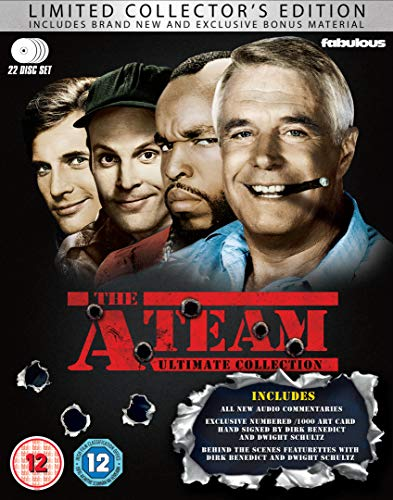 The A-Team - Complete - Bluray (Special Edition) [Blu-ray]