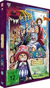 One Piece – 3. Film: Chopper auf der Insel der seltsamen Tiere