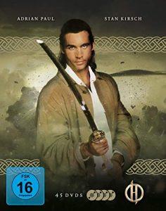 Highlander – Gesamtedition [Die komplette Serie mit 45 DVDs, Booklet und Schuber]
