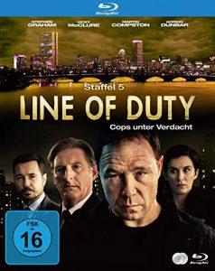 Line Of Duty – Cops unter Verdacht – Season 5 [Blu-ray]