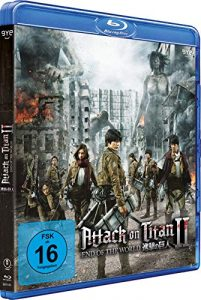 Attack on Titan – Film 2 – End of the World [Blu-ray]