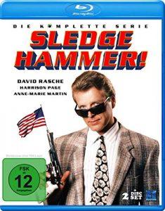 Sledge Hammer – Die komplette Serie (Episode 01-41 + Pilot) [Blu-ray]