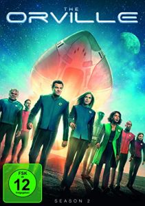The Orville – Die komplette zweite Season [4 DVDs]