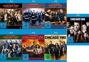 Chicago Fire – Die kompletten Staffeln 1+2+3+4+5+6+7 im Set (39 Blu-ray)