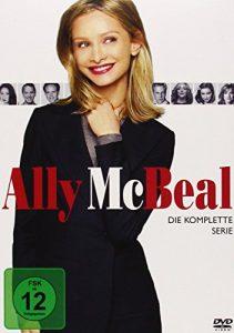 Ally McBeal – Die komplette Serie [30 DVDs]