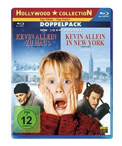 Kevin – Allein zu Haus/Allein in New York [Blu-ray]