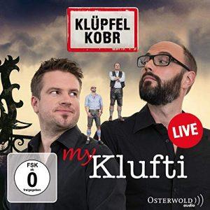 My Klufti (Live), 1 DVD