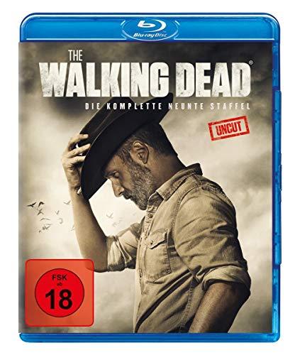 The Walking Dead - Staffel 9 - Uncut [Blu-ray]