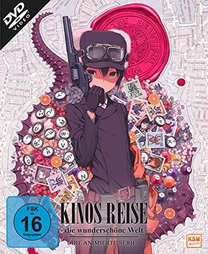 Kinos Reise - Die wunderschöne Welt [3 DVDs]