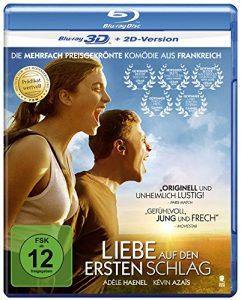 Liebe auf den ersten Schlag (Prädikat: Wertvoll) [3D Blu-ray + 2D Version]