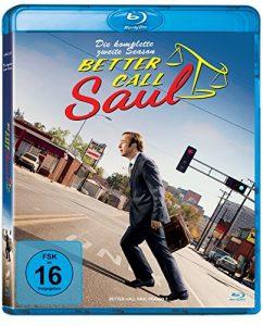 Better Call Saul – Die komplette zweite Season (3 Discs) [Blu-ray]