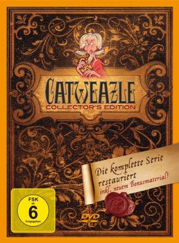 Catweazle - Staffel 1&2 [Collector's Edition] [6 DVDs](Englisch, Deutsch)