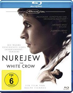 Nurejew – The White Crow [Blu-ray]