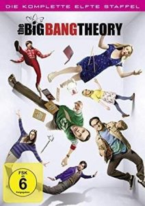 The Big Bang Theory – Die komplette elfte Staffel [2 DVDs]