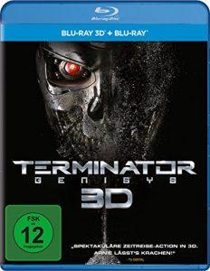 Terminator 5 – Genisys  (3D + Blu-ray)