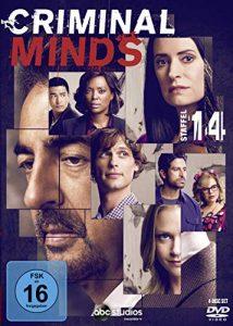 Criminal Minds – Staffel 14 [4 DVDs]