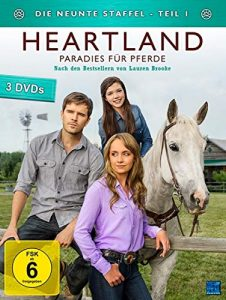 Heartland – Paradies für Pferde: Staffel 9.1 (Episode 1-9) [3 DVDs]