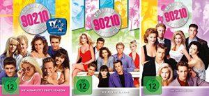 Beverly Hills 90210 Staffel/Season 1-3 im Set – Deutsche Originalware [22 DVDs]