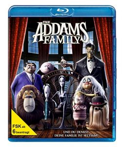 Die Addams Family [Blu-ray]
