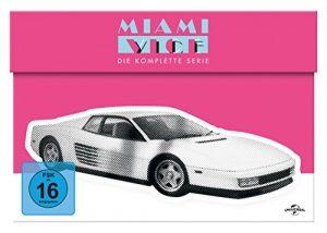 Miami Vice – Die komplette Serie [30 DVDs]