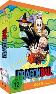 Dragonball – Box 3/6 (Episoden 58-83) [5 DVDs]