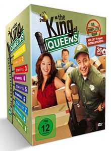 The King of Queens – Die komplette Serie – Queens Box (36 DVDs) (exkl. Amazon)