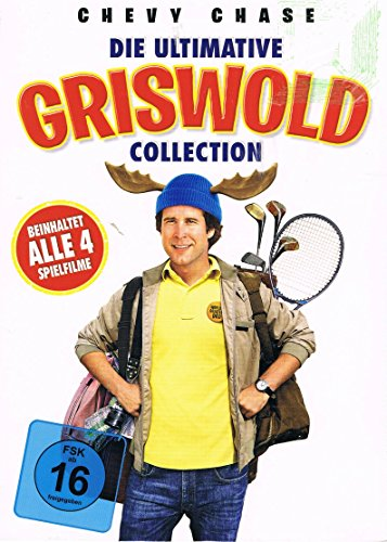 Die ultimative Griswold Collection [4 DVDs]