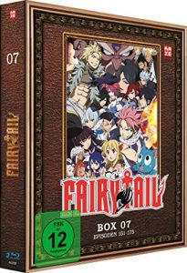 Fairy Tail – TV-Serie – Blu-ray Box 7 (Episoden 151-175)