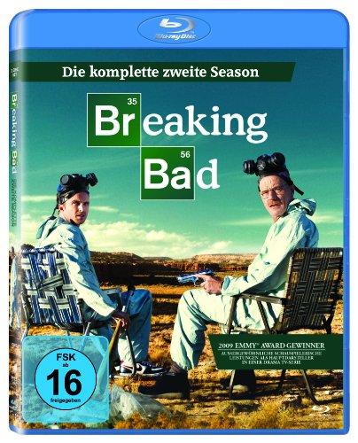 Breaking Bad - Season 2 [Blu-ray]