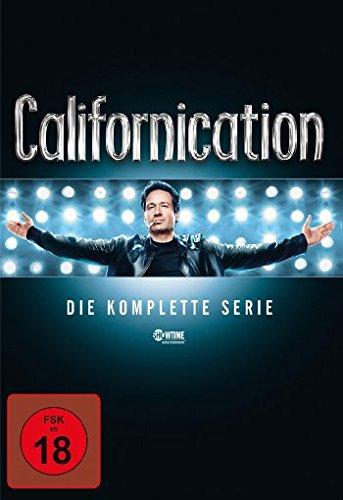 Californication - Die komplette Serie (Season 1-7) [16 DVDs]