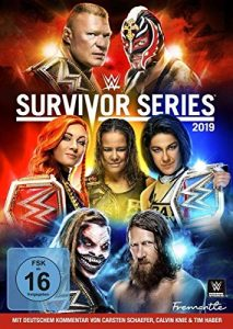 WWE – Survivor Series 2019