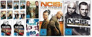 Navy CIS / NCIS: Los Angeles – komplette Season 1-9 (1.1 – 5.2 + 6 + 7 + 8 + 9) im Set – Deutsche Originalware [54 DVDs]