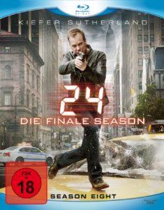 24 – Season 8/Box-Set – Ungeschnittene Originalfassung [Blu-ray]