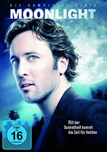 Moonlight – Die komplette Serie [4 DVDs]