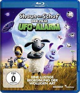Shaun das Schaf – Der Film: Ufo-Alarm [Blu-ray]