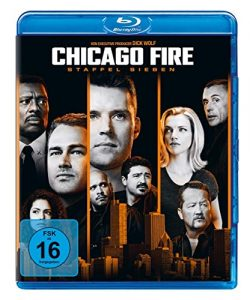 Chicago Fire – Staffel 7 [Blu-ray]