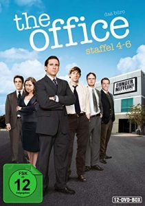 The Office – Das Büro, Staffel 4-6 [12 DVDs]